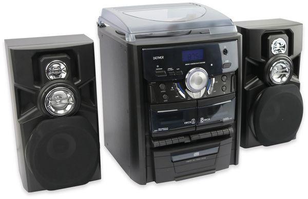 Mini-Hifi Stereoanlage, Denver, MRP-161, B-Ware