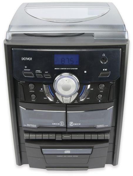 Mini-Hifi Stereoanlage, Denver, MRP-161, B-Ware - Produktbild 3