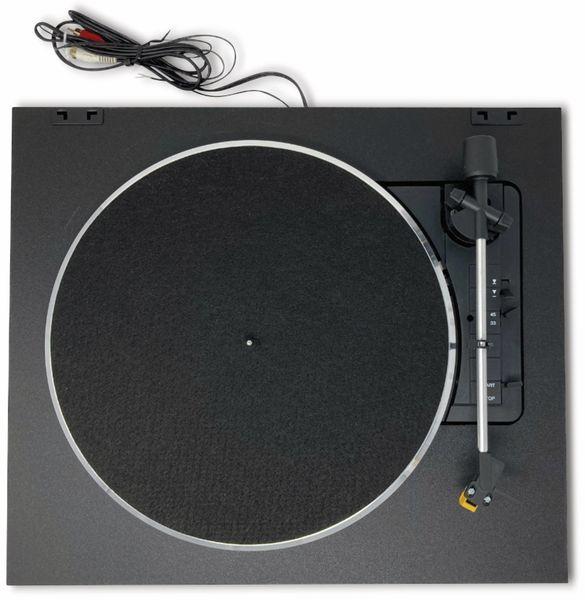 Plattenspieler UNIVERSUM TT 500-20, schwarz - Produktbild 3