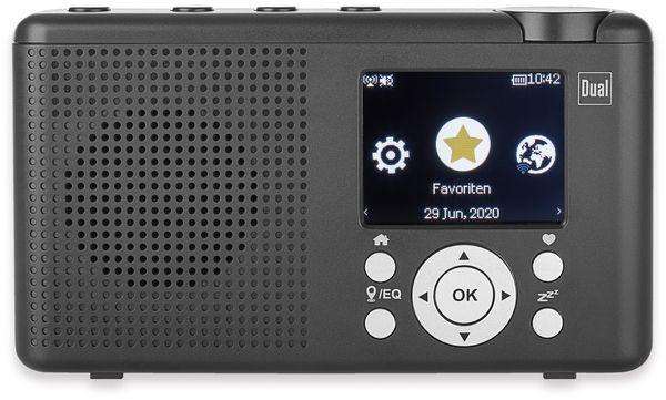 DAB+ Radio DUAL MCR 200, schwarz - Produktbild 2