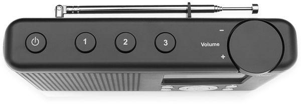 DAB+ Radio DUAL MCR 200, schwarz - Produktbild 3