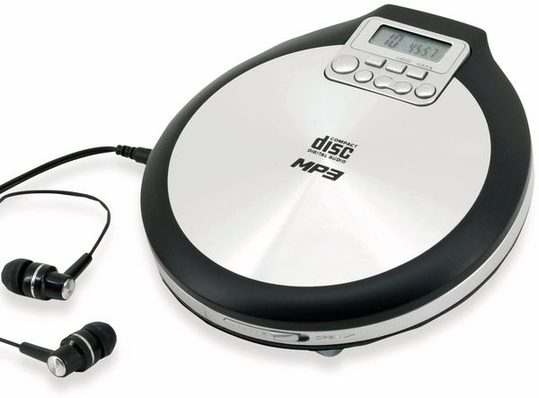 Portabler CD-Player SOUNDMASTER CD9220