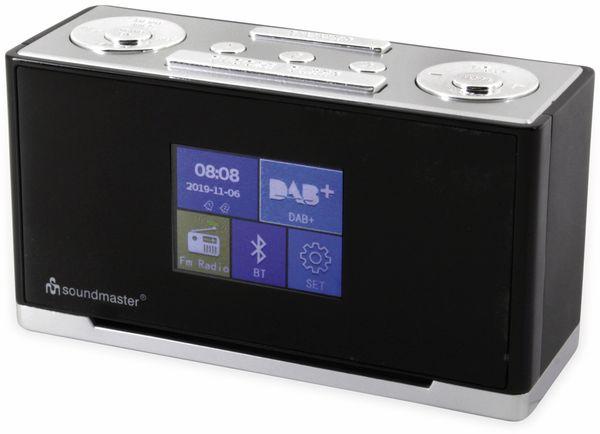 DAB+/UKW Radio SOUNDMASTER UR240SW, schwarz