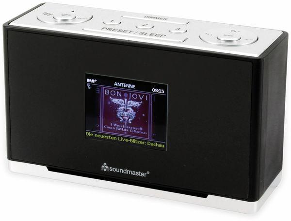 DAB+/UKW Radio SOUNDMASTER UR240SW, schwarz - Produktbild 2