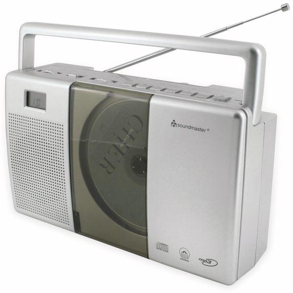 UKW-Radio SOUNDMASTER RCD1185, mit CD-Player