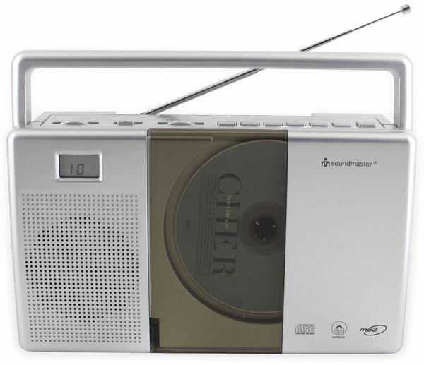 UKW-Radio SOUNDMASTER RCD1185, mit CD-Player - Produktbild 2