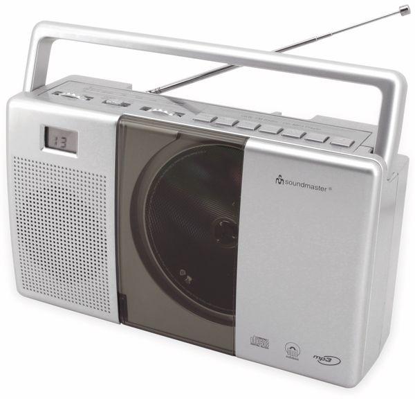 UKW-Radio SOUNDMASTER RCD1185, mit CD-Player - Produktbild 3