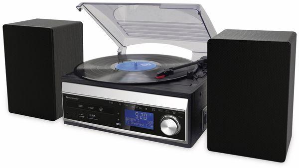 Stereoanlage SOUNDMASTER MCD1820SW, schwarz