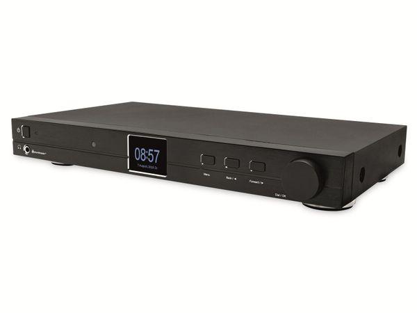 Internetradio SOUNDMASTER IR45SW, DAB+, UKW, WiFi, Bluetooth, schwarz
