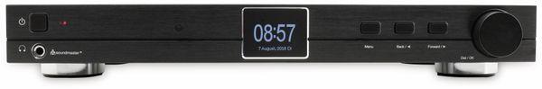 Hifi-Tuner SOUNDMASTER IR45SW, DAB+, UKW, WiFi, Bluetooth, schwarz - Produktbild 2