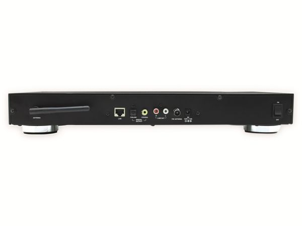 Internetradio SOUNDMASTER IR45SW, DAB+, UKW, WiFi, Bluetooth, schwarz - Produktbild 3
