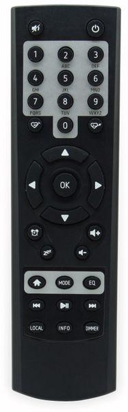 Hifi-Tuner SOUNDMASTER IR45SW, DAB+, UKW, WiFi, Bluetooth, schwarz - Produktbild 4