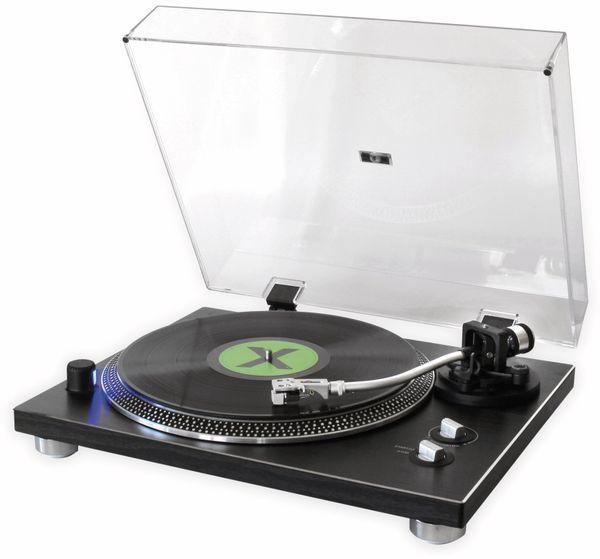 Plattenspieler SOUNDMASTER ELITE LINE PL780SW, schwarz