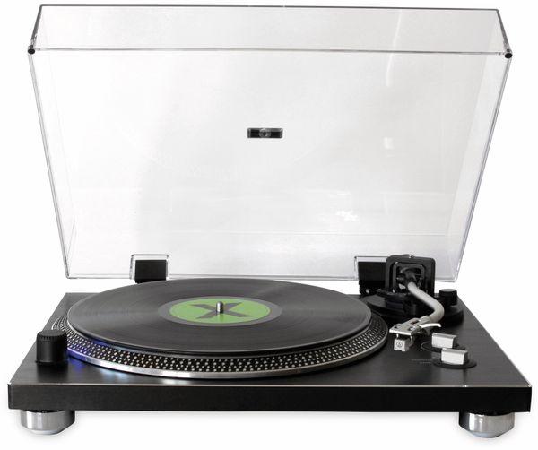 Plattenspieler SOUNDMASTER ELITE LINE PL780SW, schwarz - Produktbild 2