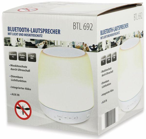 Bluetooth Lautsprecher, BTL692, mit Licht und Moskitoschutz - Produktbild 3