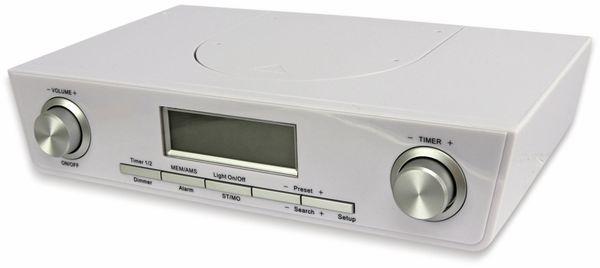 Küchenradio KCR281, weiß, B-Ware - Produktbild 2