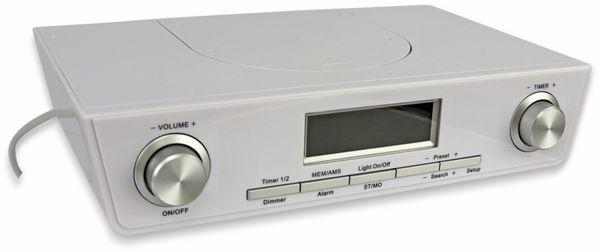 Küchenradio KCR281, weiß, B-Ware - Produktbild 3