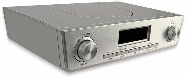 Küchenradio KCR281, silber, B-Ware - Produktbild 3
