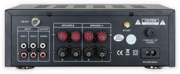 Kompakt-Verstärker DYNAVOX VT-80 MK, silber - Produktbild 3
