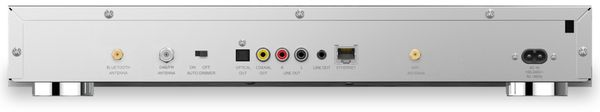 Hifi-Tuner HAMA DIT2105SBTX, DAB+, Internetradio, Bluetooth, silber - Produktbild 2