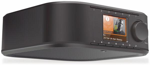 Küchenunterbauradio HAMA DIR355BT, DAB+, Internetradio, Bluetooth, schwarz - Produktbild 4