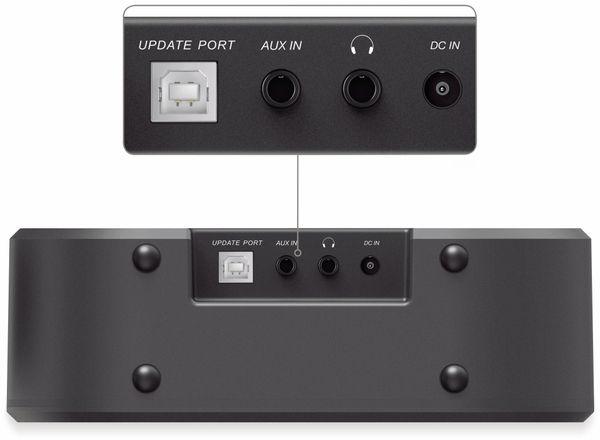 Küchenunterbauradio HAMA DIR355BT, DAB+, Internetradio, Bluetooth, schwarz - Produktbild 5