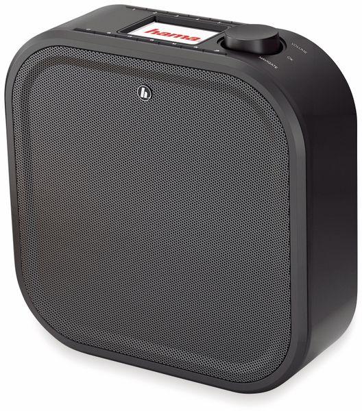 Küchenunterbauradio HAMA DIR355BT, DAB+, Internetradio, Bluetooth, schwarz - Produktbild 6