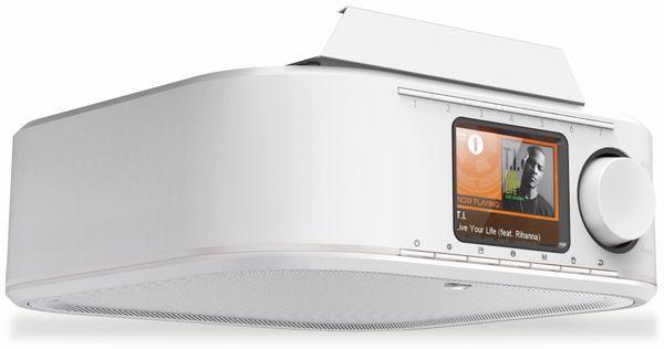 Küchenunterbauradio HAMA DIR355BT, DAB+, Internetradio, Bluetooth, weiß - Produktbild 4