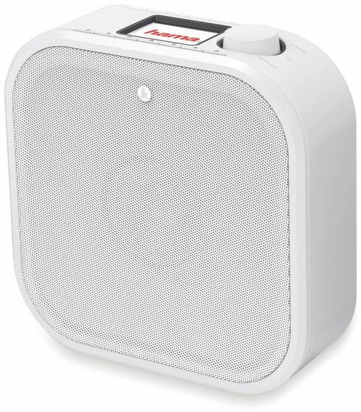 Küchenunterbauradio HAMA DIR355BT, DAB+, Internetradio, Bluetooth, weiß - Produktbild 6