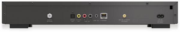 Hifi-Tuner HAMA DIT2006BT, DAB+, Internetradio, Bluetooth, schwarz - Produktbild 2
