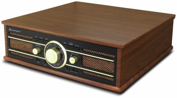 Plattenspieler SOUNDMASTER PL550BR - Produktbild 3