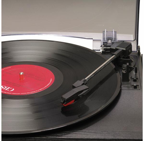 Stereoanlage DENVER MRD-166, DAB+/FM, CD-Player, Turntable, Dual Cassettendeck - Produktbild 7