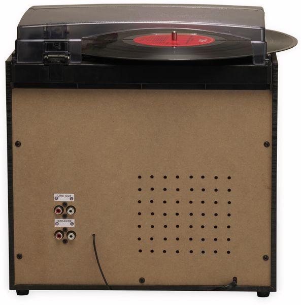 Stereoanlage DENVER MRD-166, DAB+/FM, CD-Player, Turntable, Dual Cassettendeck - Produktbild 8