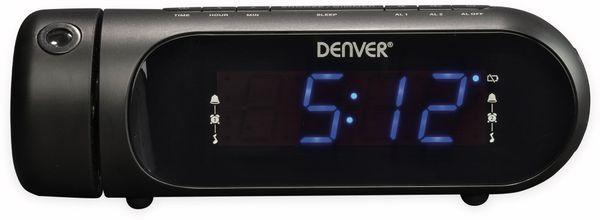 Uhrenradio DENVER CPR-700, schwarz, mit Projektion - Produktbild 10