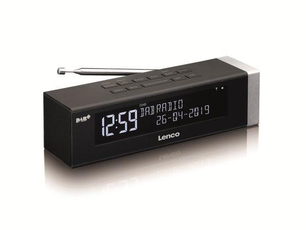 DAB+/FM Radio LENCO CR-630BK, schwarz - Produktbild 5