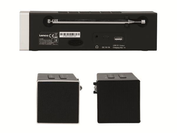DAB+/FM Radio LENCO CR-630BK, schwarz - Produktbild 6