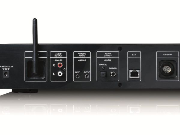 Internetradio LENCO DIR-250BK, DAB+/FM, Bluetooth, schwarz - Produktbild 8