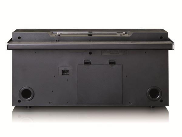 FM-Radio LENCO SCD-580SI, USB, CD/MP3-Player, Bluetooth, silber - Produktbild 7