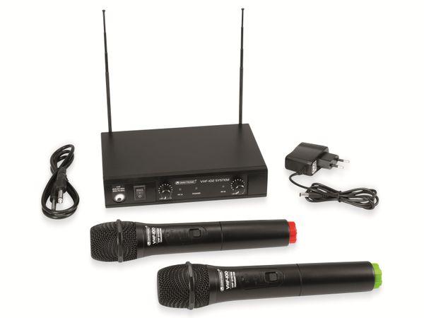 Mikrofonanlage OMNITRONIC VHF-102