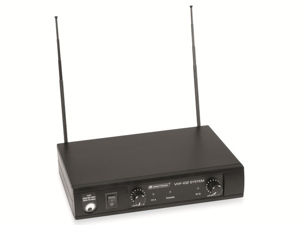 Mikrofonanlage OMNITRONIC VHF-102 - Produktbild 2