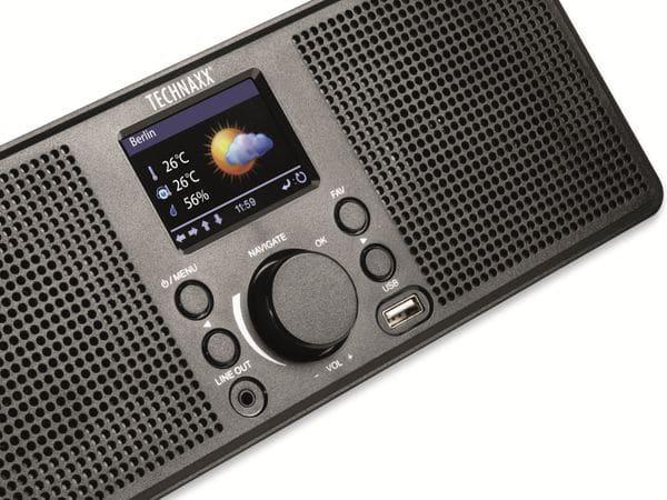 Internetradio TECHNAXX TX-153 - Produktbild 4