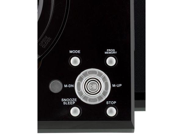 Stereoanlage ROXX MC 201, CD, Radio, schwarz - Produktbild 6