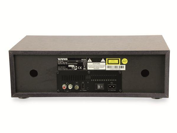 UKW-Radio, MCD 264, dunkelbraun, mit CD Spieler - Produktbild 5