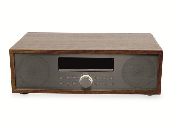 UKW-Radio, MCD 264, braun, mit CD Spieler - Produktbild 2