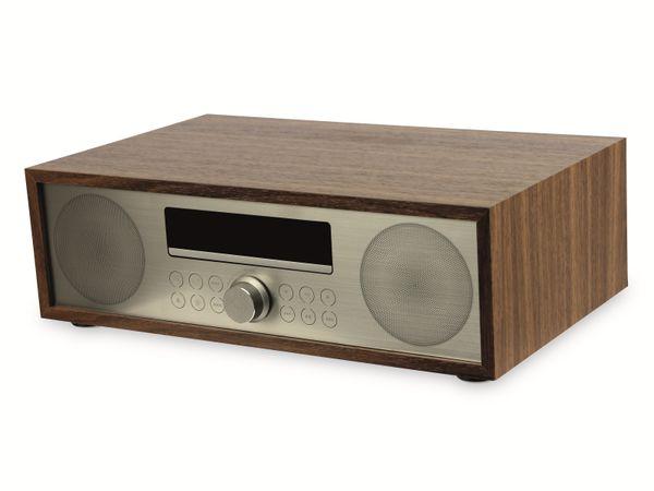 UKW-Radio, MCD 264, braun, mit CD Spieler - Produktbild 3