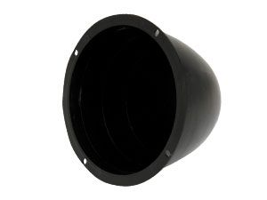 Mittelton-Haube, 110 mm