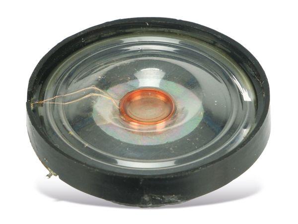 Kleinlautsprecher, 8 Ω, 29 mm