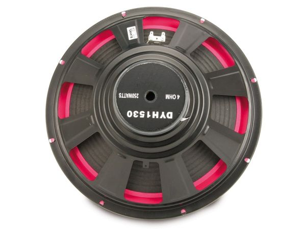 Tieftöner DYH1530, 380 mm, 4 Ω, 250 W - Produktbild 3