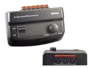 3 D-Surround-Effectcontroller