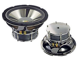 Subwoofer PowerSound PY10